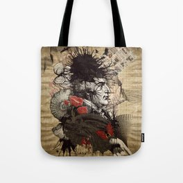 The Journalist Tote Bag