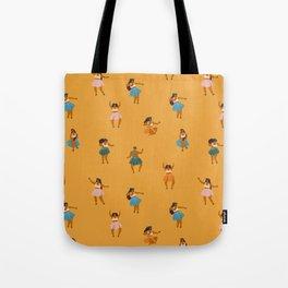 Hula party Tote Bag