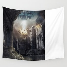 THE RAID Wall Tapestry