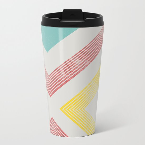 STRPS Metal Travel Mug