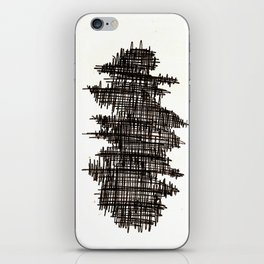 pen city iPhone Skin