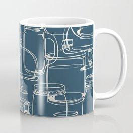 glass containers Coffee Mug