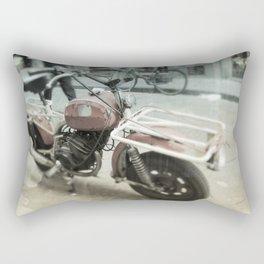 my ride _ a bike with no name Rectangular Pillow