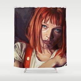 Leeloo Shower Curtain