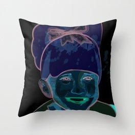 Michelle Tanner Throw Pillow