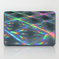 hologram iPad Cases featuring Laser Paper by Griffin Lauerman