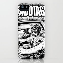 Sabotage iPhone Case
