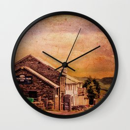Kirkstone Pass Inn 2 Wall Clock