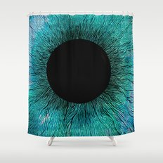 E Y E Shower Curtain