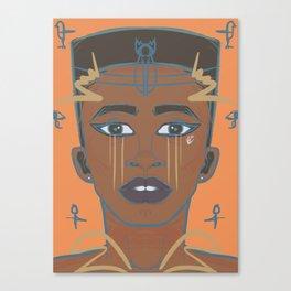 E. Gyptian Canvas Print