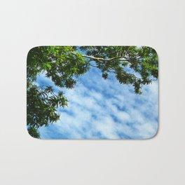 .look at the sky. Bath Mat