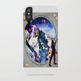 Nina and Matthias - Protect iPhone Case