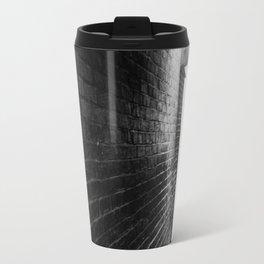 UNKNOWN ROUTE. Metal Travel Mug