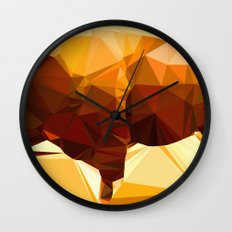 Syncerus caffer Wall Clock