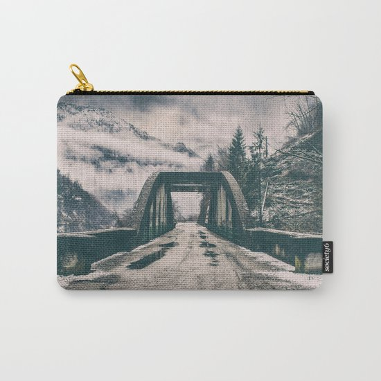 Silence bridge Carry-All Pouch