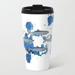 Shoul Of Herring Travel Mug