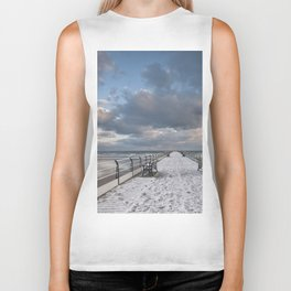 Saltburn Pier Biker Tank