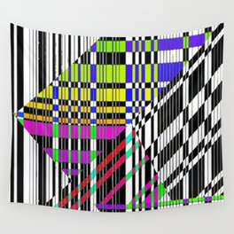 chad again Wall Tapestry