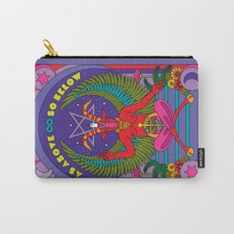 Baphomet Carry-All Pouch