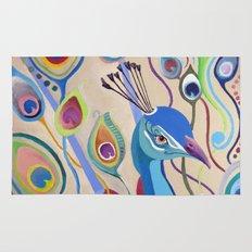 Peacock Rug