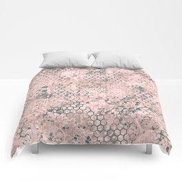 Blush Odyssey Comforters