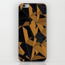 3D Futuristic GEO VI iPhone Skin