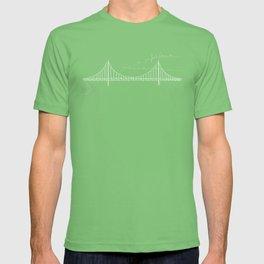 San Francisco by Friztin T-shirt