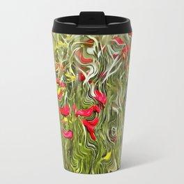 Poisoned Poppies Travel Mug