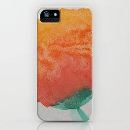 Soft Poppy iPhone Case