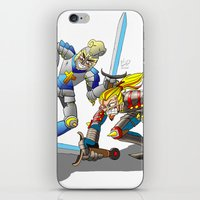 medieval iPhone & iPod Skins featuring Medieval by Mauro Squiz Daviddi