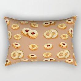 Biscotti-Butterum (pattern) Rectangular Pillow