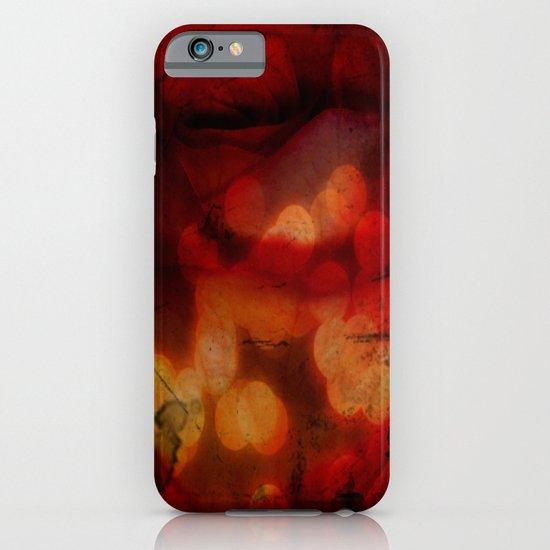 She Creates Herself iPhone & iPod Case