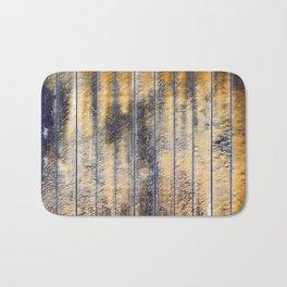 Blank texture Bath Mat