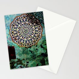 Persian Pattern Stationery Cards