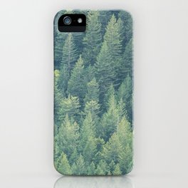 Forest Immersion iPhone Case