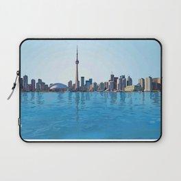 Queen City, Toronto Laptop Sleeve