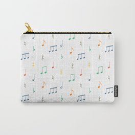 No-ta-tions Carry-All Pouch