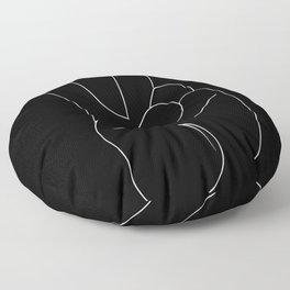 paix Floor Pillow