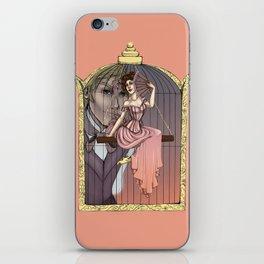 Lady Bird  iPhone Skin