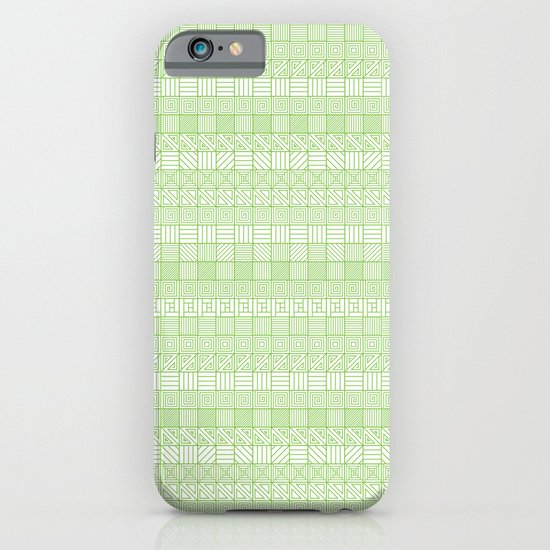 Square Syndrome iPhone & iPod Case