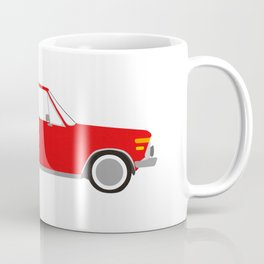 Little Red 2002 Touring Coffee Mug