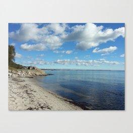 Ystad Canvas Print