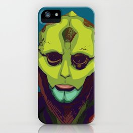 Mass Effect - Thane Krios iPhone Case