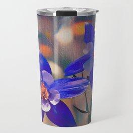 Colorado State Flower Travel Mug