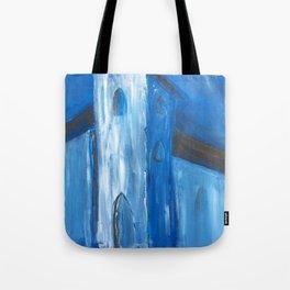 Evening Church Tote Bag