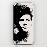 harry styles iPhone & iPod Skins featuring Harry Styles by Aki-anyway