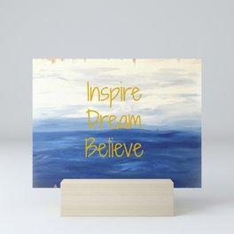 Inspire Mini Art Print