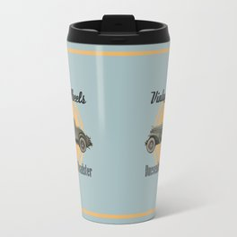 Vintage Wheels: Duesenberg SJ Roadster Travel Mug