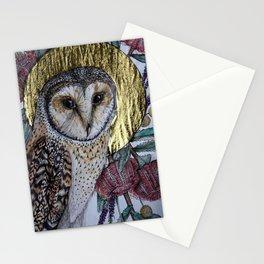 Australian Masked Owl Stationery Cards