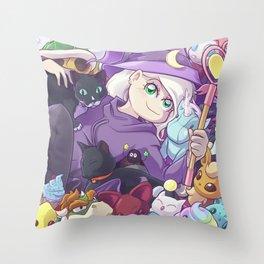 Kaitybre Throw Pillow